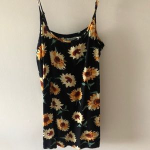 Kimchi Blue Sunflower Dress from UO